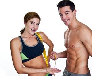 Bauchmuskeltraining fuer Männer und Frauen